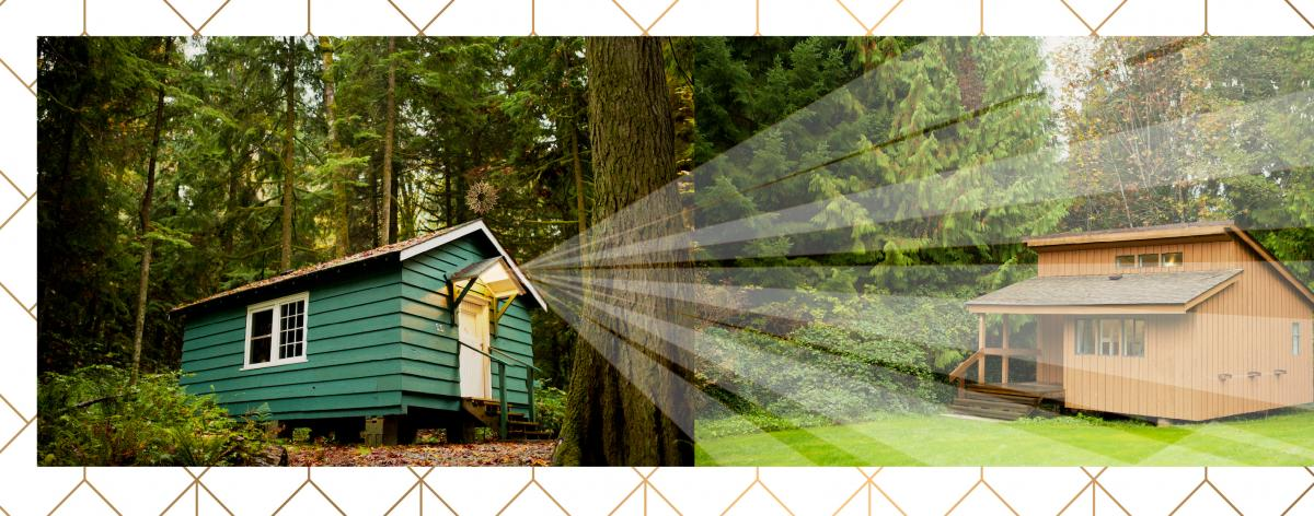 Cabins at INTENTION XX